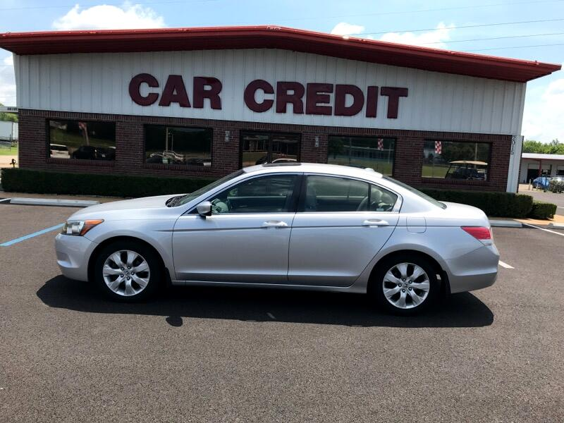 2008 Honda Accord 4dr Sedan Auto