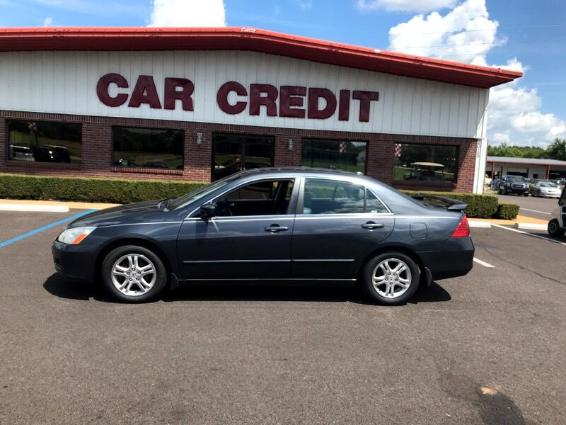 2006 Honda Accord EX-L Sedan AT with Navigation and XM Radio