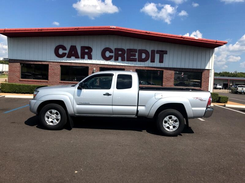 2009 Toyota Tacoma 2WD TRD Sport Access Cab 6' Bed V6 AT (Natl)