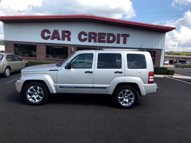 2009 Jeep Liberty 4dr Limited 4WD