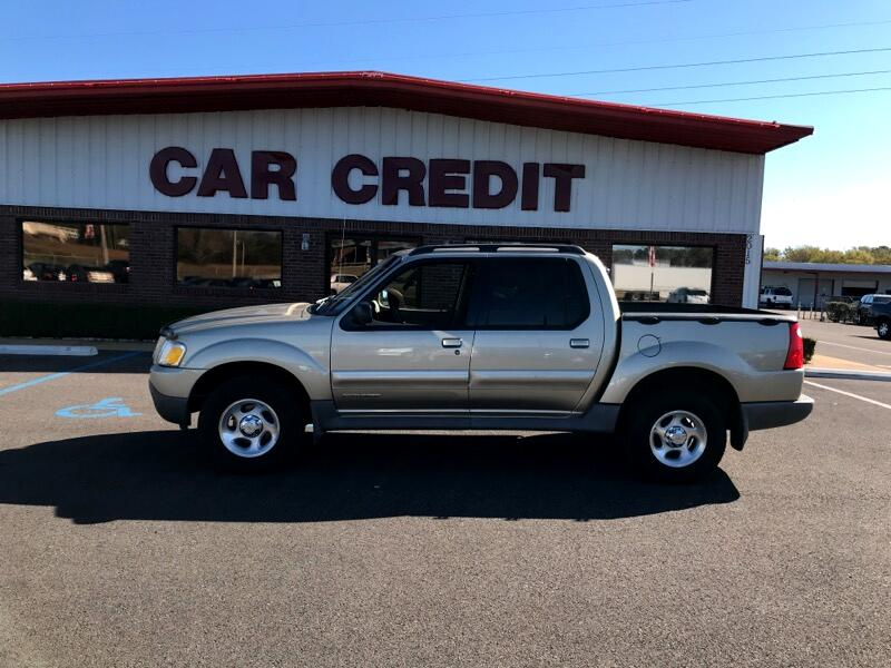 Ford Explorer Sport Trac 2WD 2002
