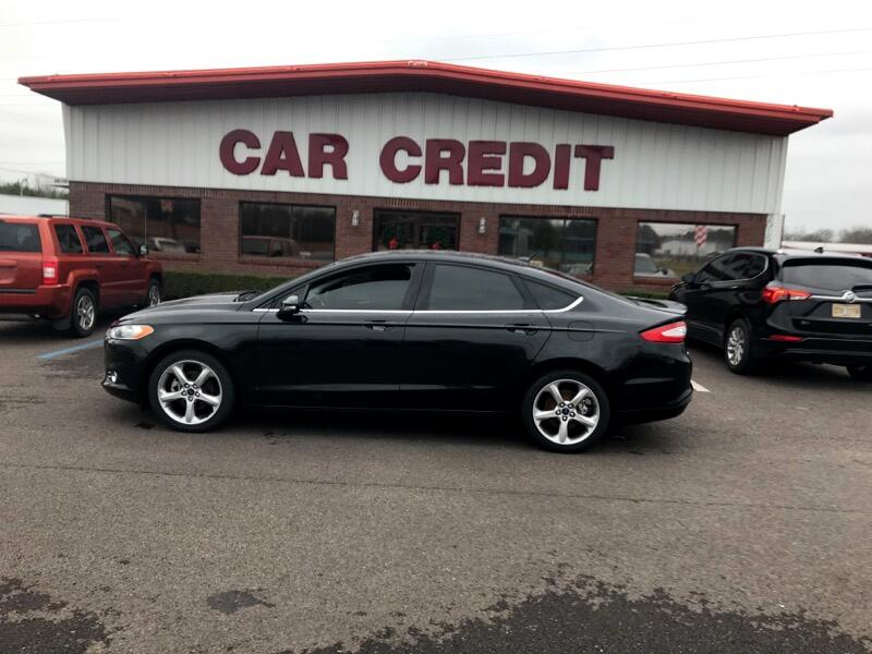 Ford Fusion 4dr Sdn SE AWD 2015