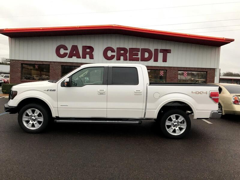 Ford 1/2 Ton XLT SuperCrew 6.5-ft. Bed 4WD 2011