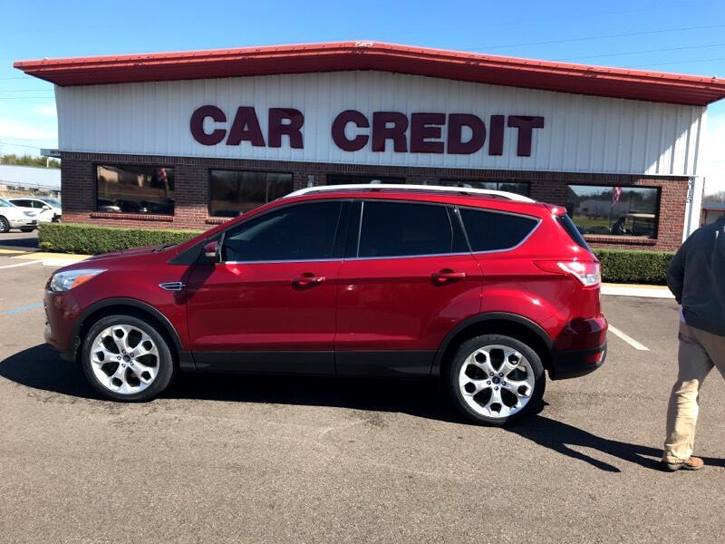 Ford Escape Titanium 4WD 2013