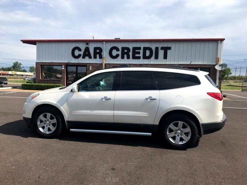 Chevrolet Traverse 2LT AWD 2011
