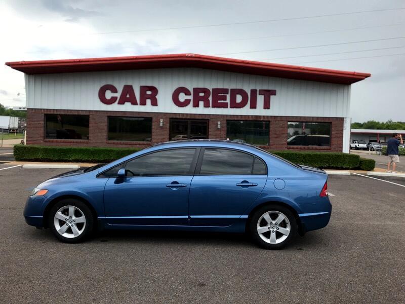 Honda Civic EX Sedan AT with Navigation 2007