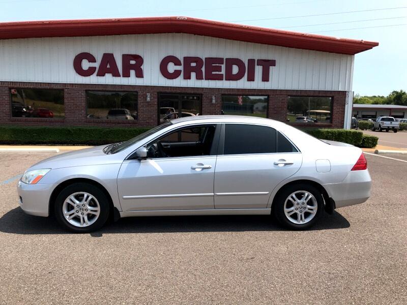 Honda Accord LX SE Sedan AT 2006