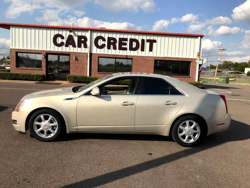 Cadillac CTS Sedan 4dr Sdn 2008