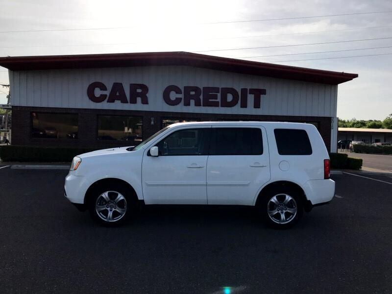 Honda Pilot EX-L 2WD 5-Spd AT with DVD 2012