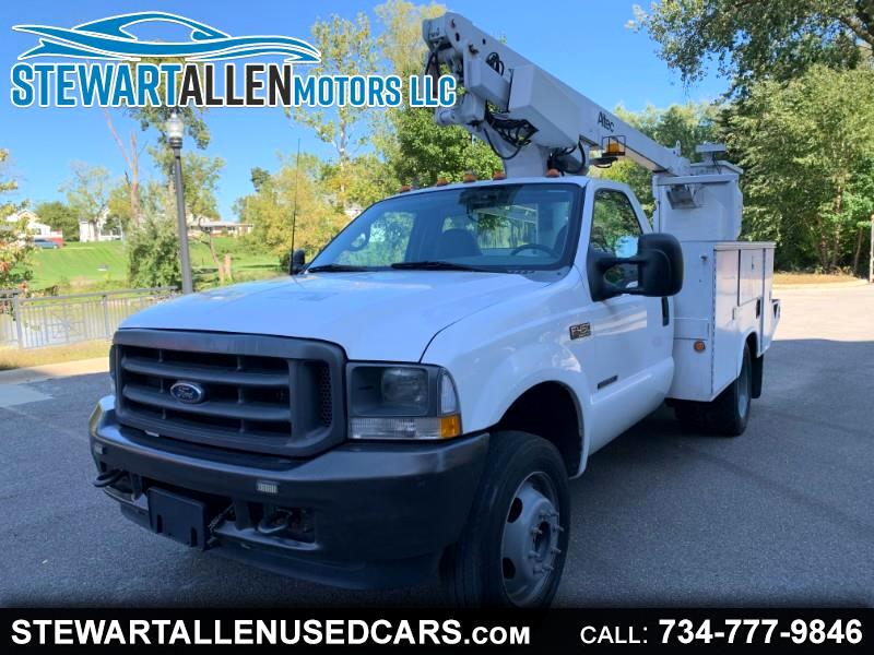 2002 Ford F-450 SD Regular Cab 2WD DRW