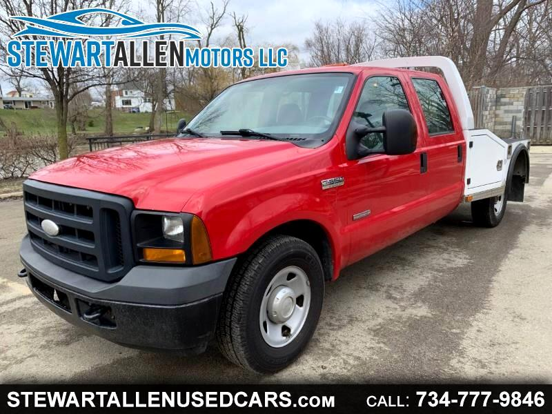 Ford F-350 SD XL Crew Cab 2WD 2006