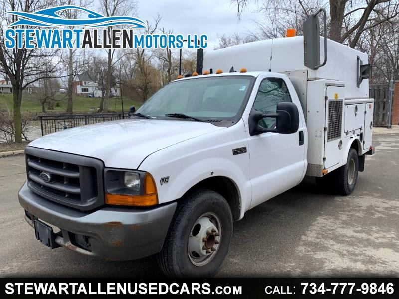 Ford F-350 SD XL Reg. Cab 2WD DRW 1999