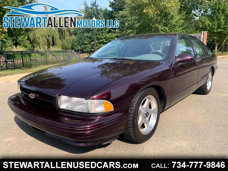 Chevrolet Impala 4dr Sdn SS 1996