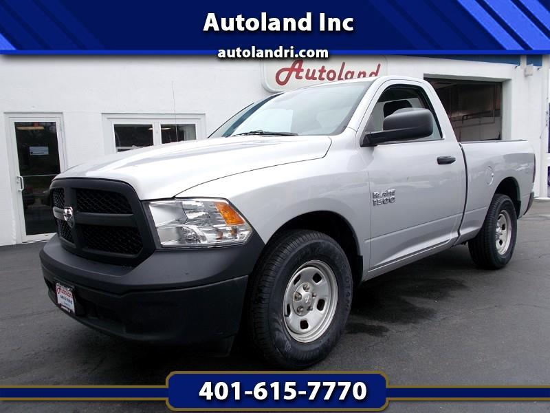 2016 RAM 1500 Tradesman Regular Cab SWB 2WD