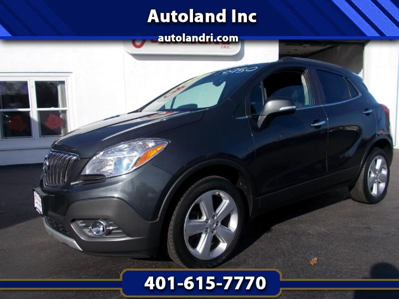 Buick Encore Convenience AWD 2016