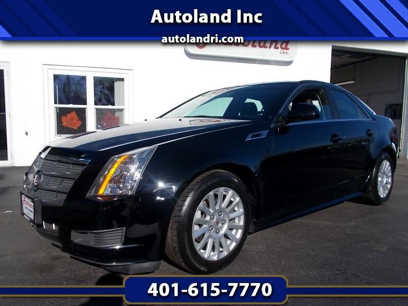 Cadillac CTS 3.0L Base AWD 2011