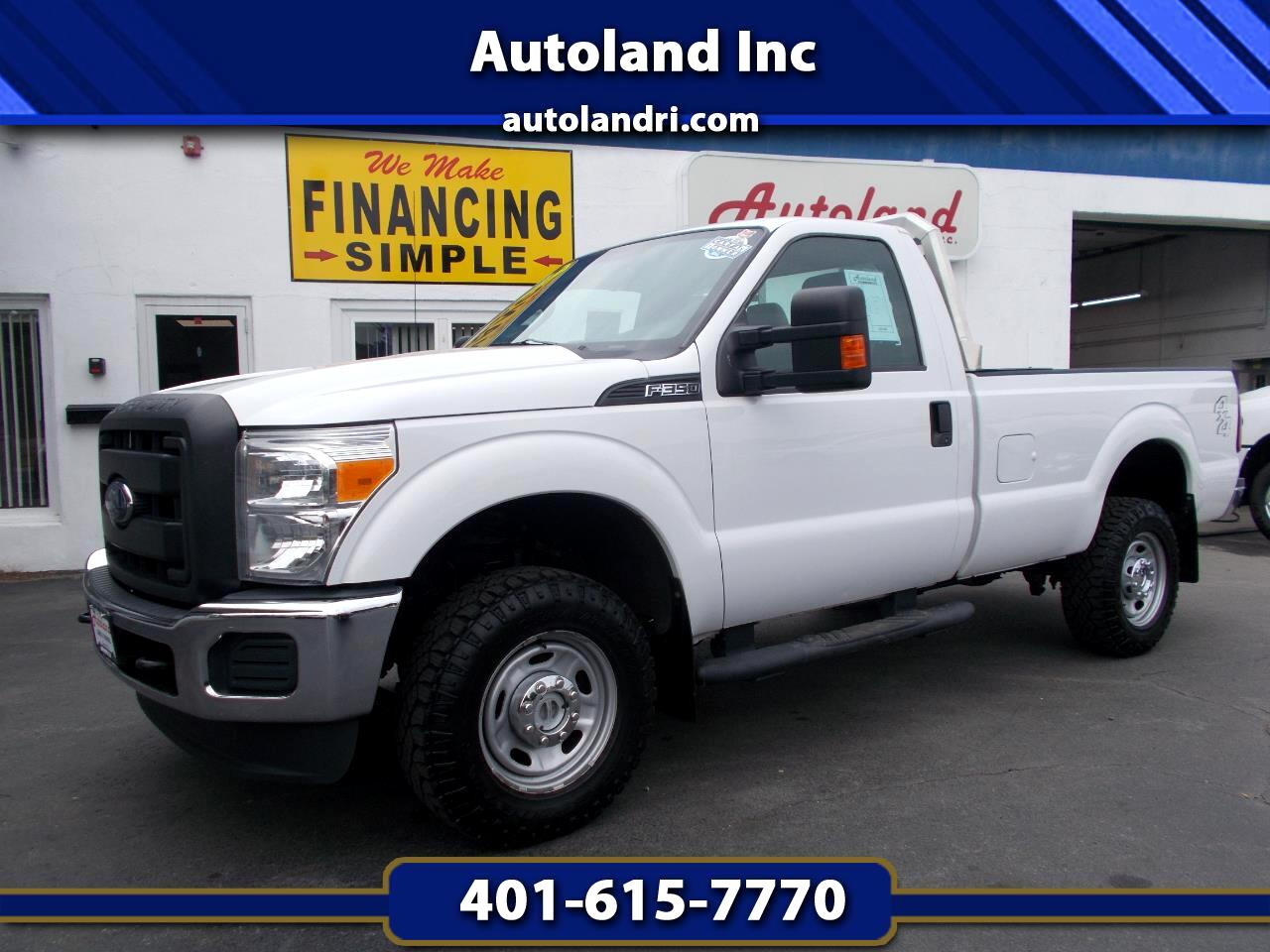 Ford F-350 SD XL 4WD 2016