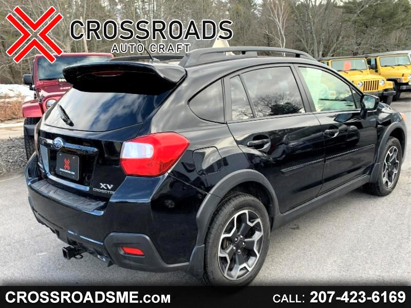 Subaru XV Crosstrek 2.0 Limited 2015