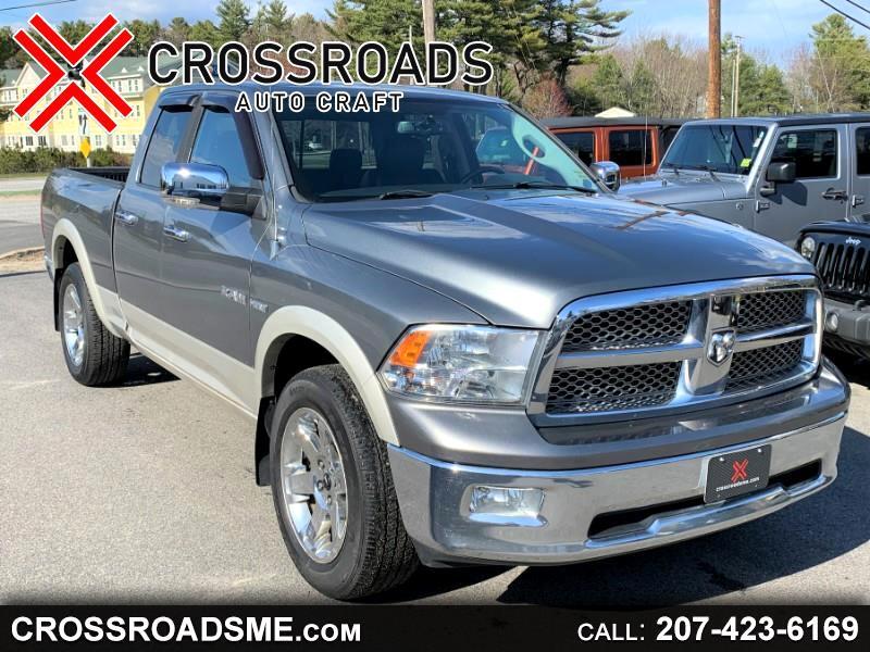 """Dodge Ram 1500 4WD Quad Cab 140.5"""" Laramie 2009"""