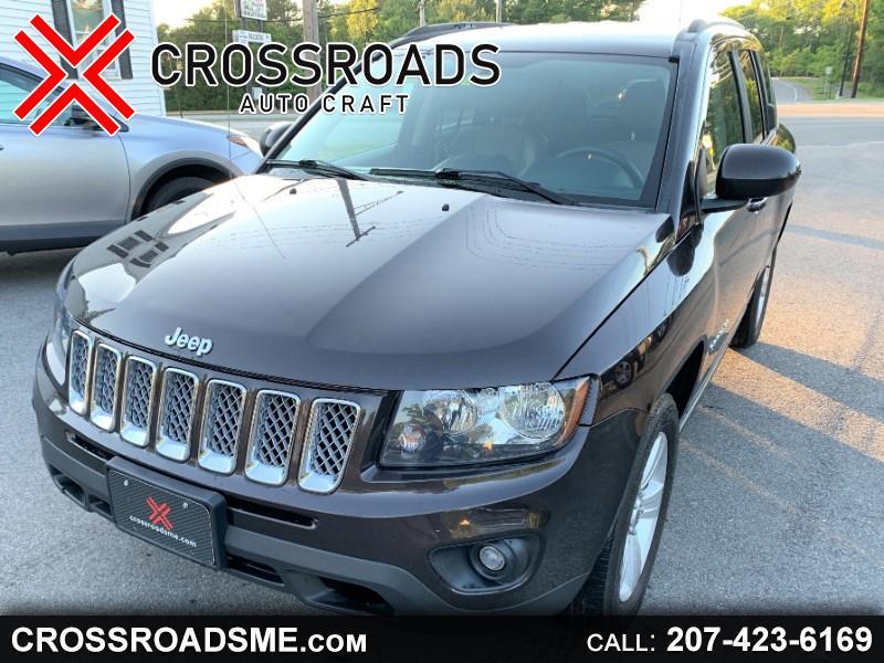 Jeep Compass Latitude 4WD 2014