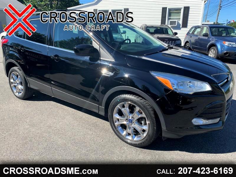 Ford Escape SE 4WD 2016