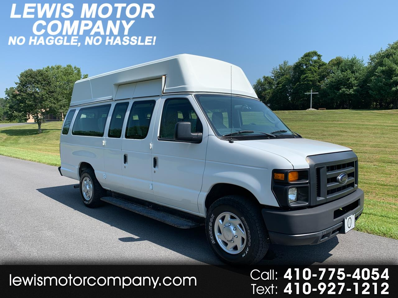 2013 Ford Econoline E250 Extended
