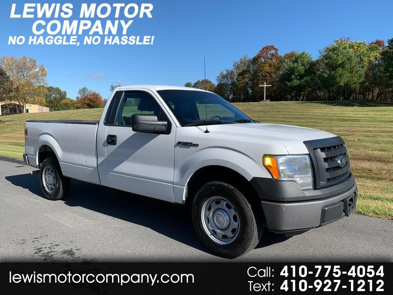 2012 Ford F-150 XL Reg. Cab Long Bed 2WD