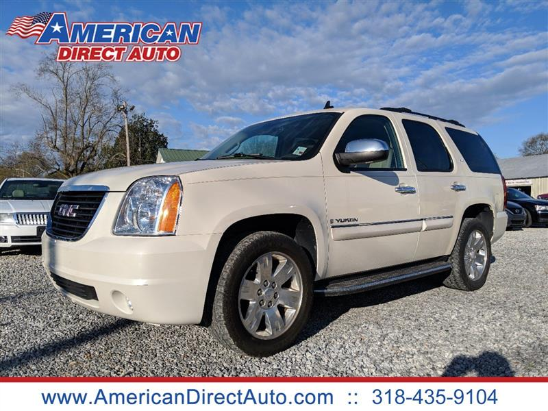 2008 GMC Yukon  for sale VIN: 1GKFC13068R208589