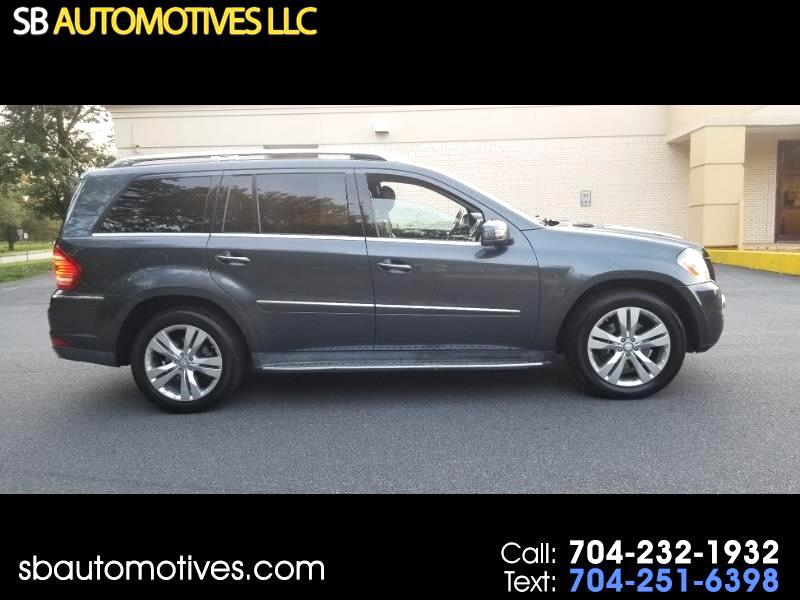 Used 2011 Mercedes-Benz GL-Class GL450 4MATIC for Sale in