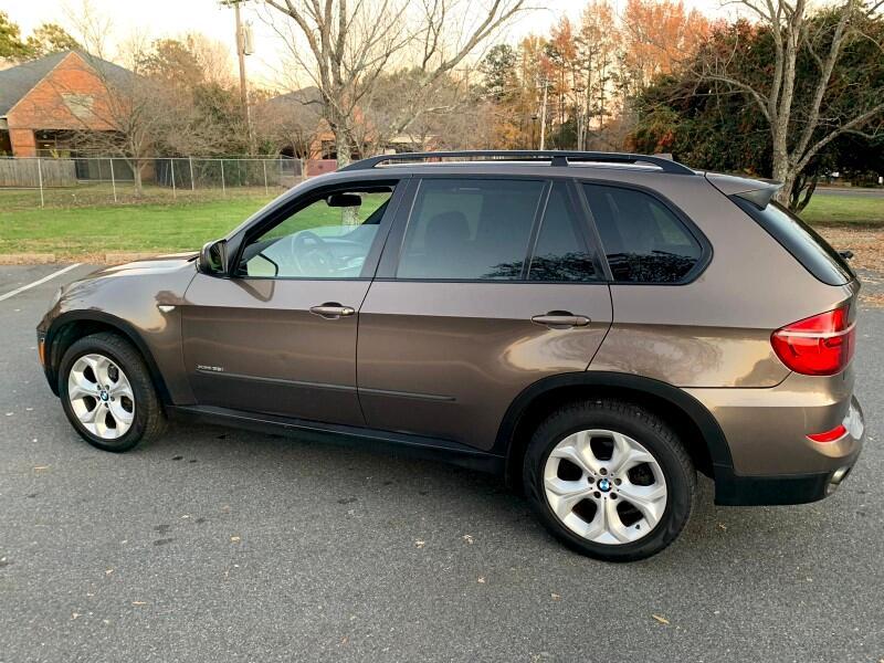 BMW X5 3.0i 2012