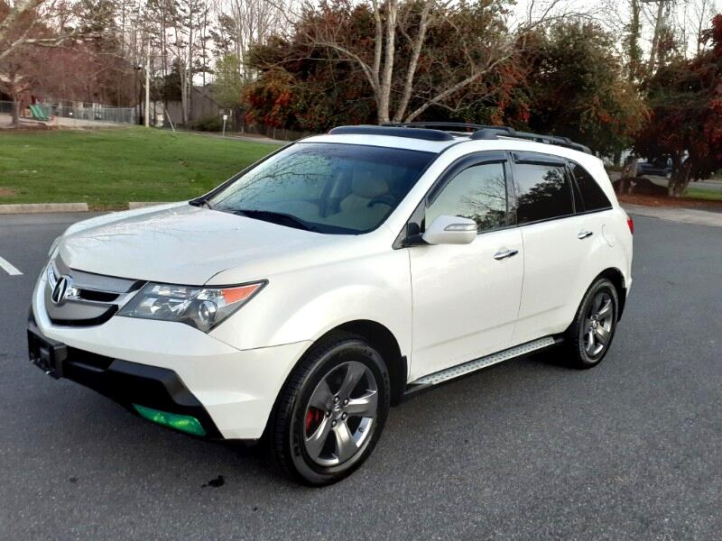 Acura MDX 4dr SUV AT Touring RES 2008