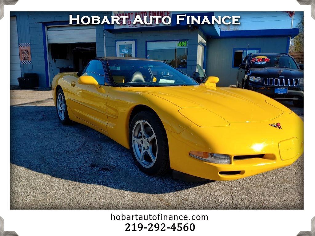 2000 Chevrolet Corvette Convertible