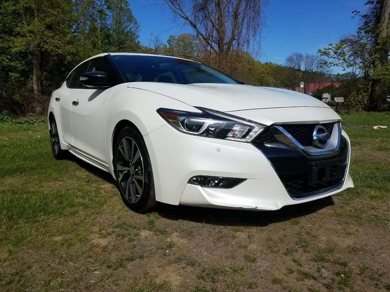 2017 Nissan Maxima SV 3.5L *Ltd Avail*