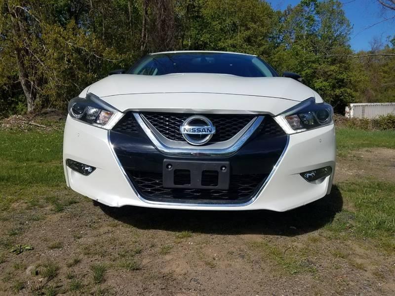 Nissan Maxima SV 3.5L *Ltd Avail* 2017