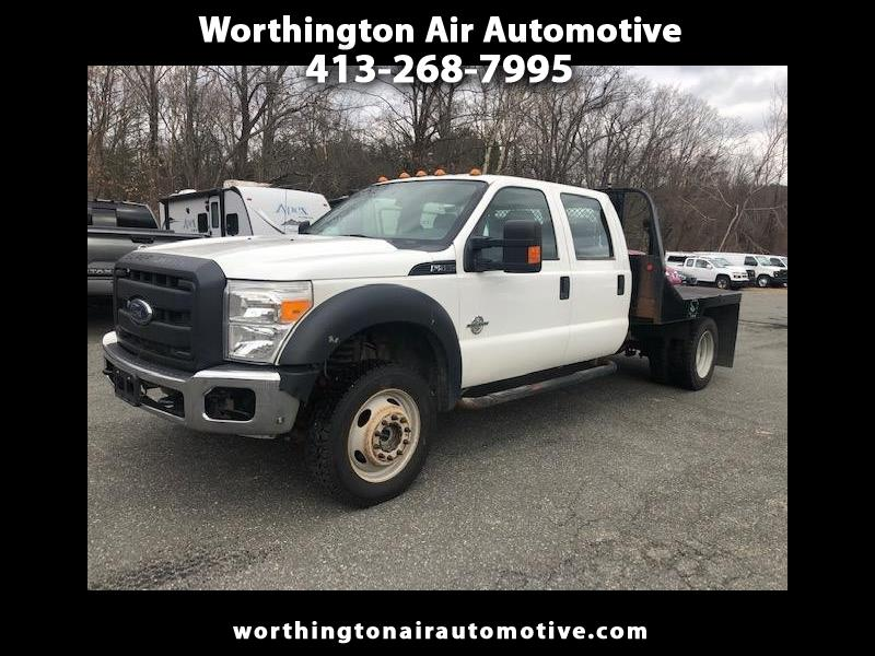 2013 Ford Super Duty F-550 DRW 4WD Crew Cab 176
