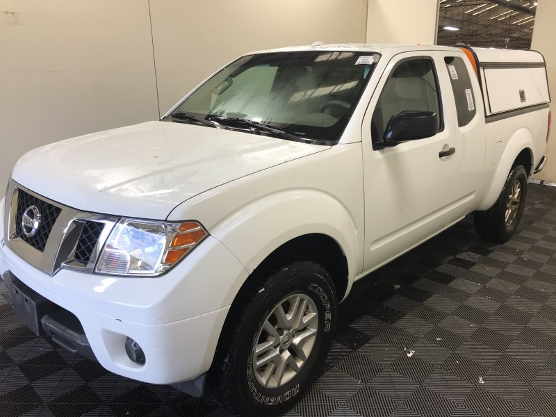 Nissan Frontier 4WD King Cab Auto SV 2014