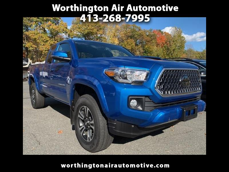 Toyota Tacoma TRD Off Road Access Cab 6' Bed V6 4x4 AT (Natl) 2018