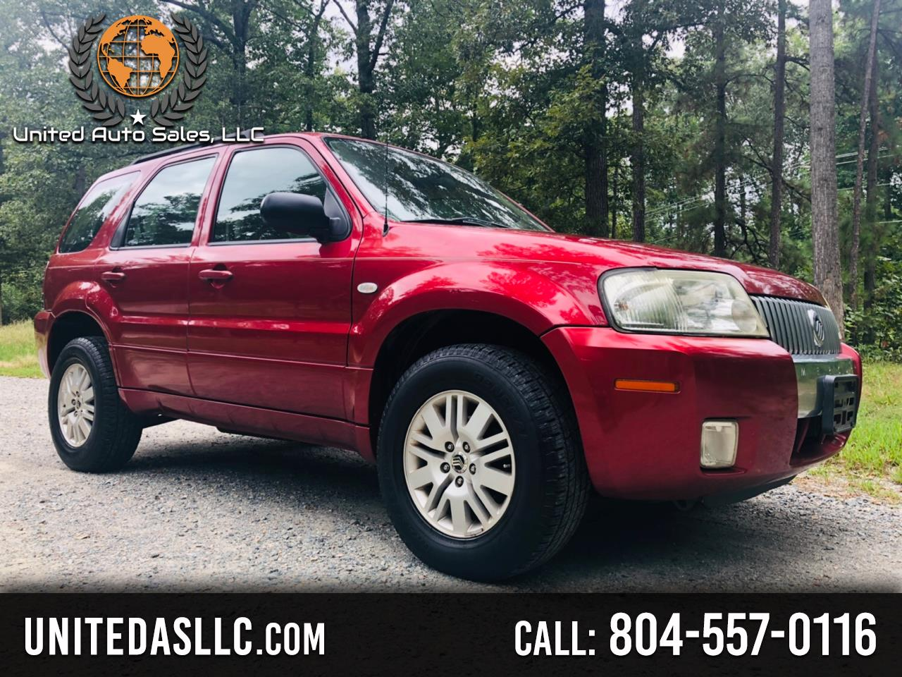 2005 Mercury Mariner Convenience 2WD