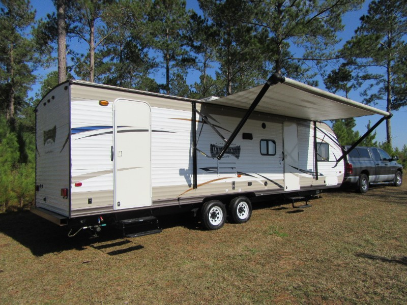2016 Forest River Wildwood 263BHXL