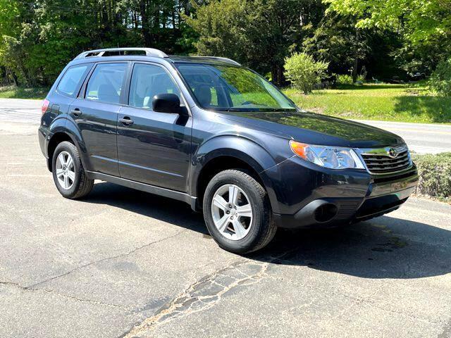 Subaru Forester 2.5XS 2010