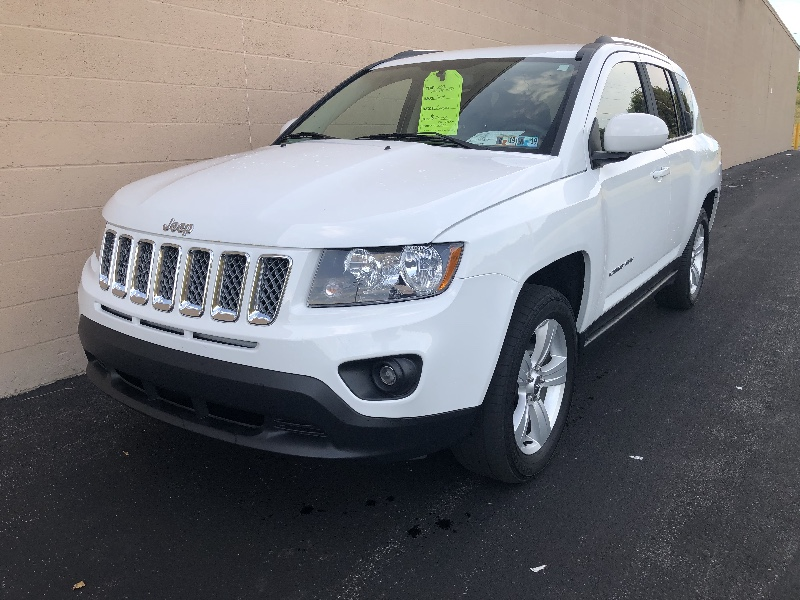 Jeep Compass Latitude 4WD 2015