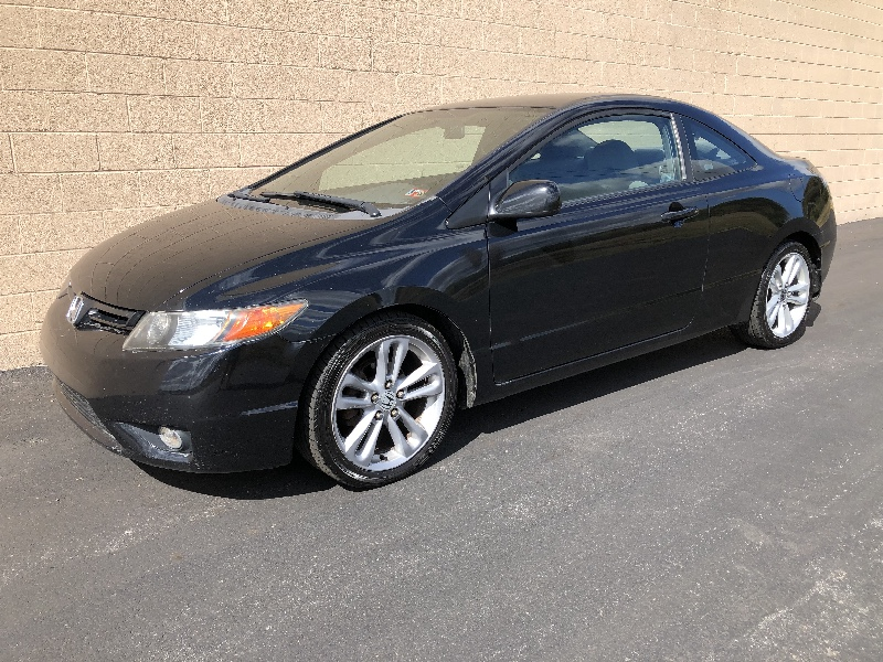 Honda Civic LX Coupe AT 2007