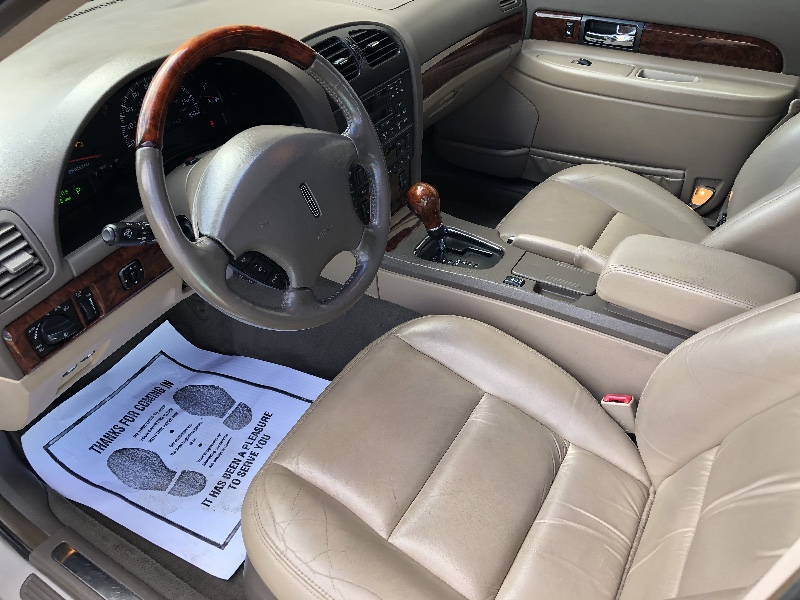 Lincoln LS V6 Automatic 2000