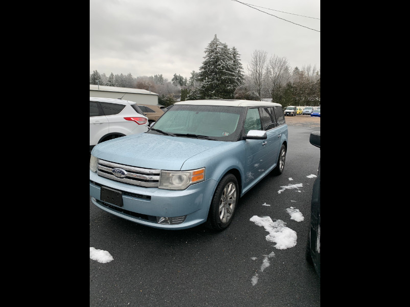 Ford Flex Limited FWD 2009