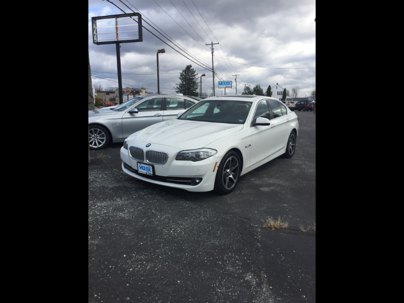 BMW 5-Series ActiveHybrid 5 2013