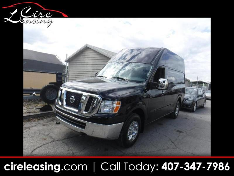 2019 Nissan NV Cargo 3500 HD SV High Roof