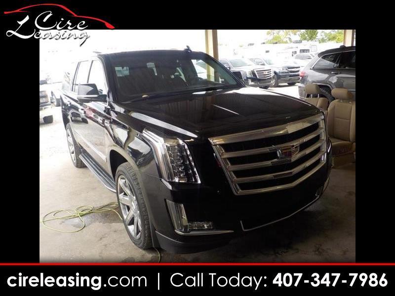 2016 Cadillac Escalade Luxury 2WD