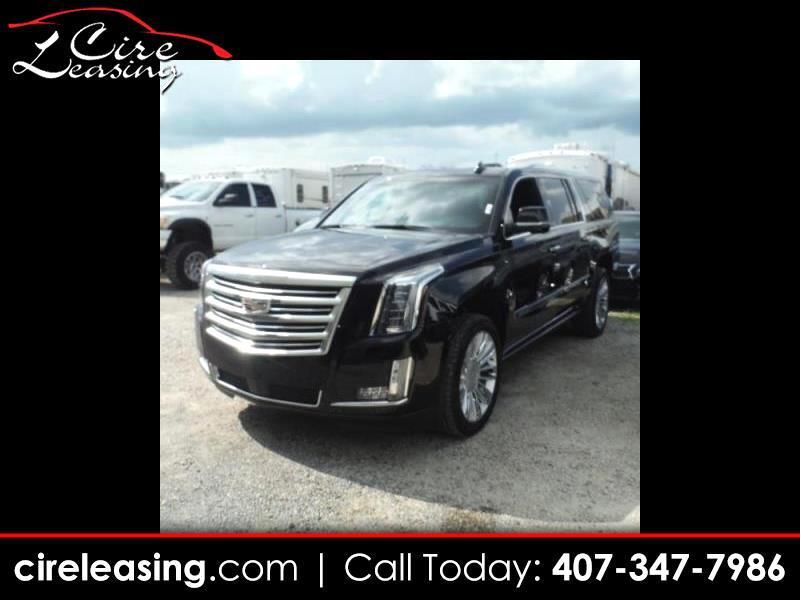2016 Cadillac Escalade ESV 2WD Platinum