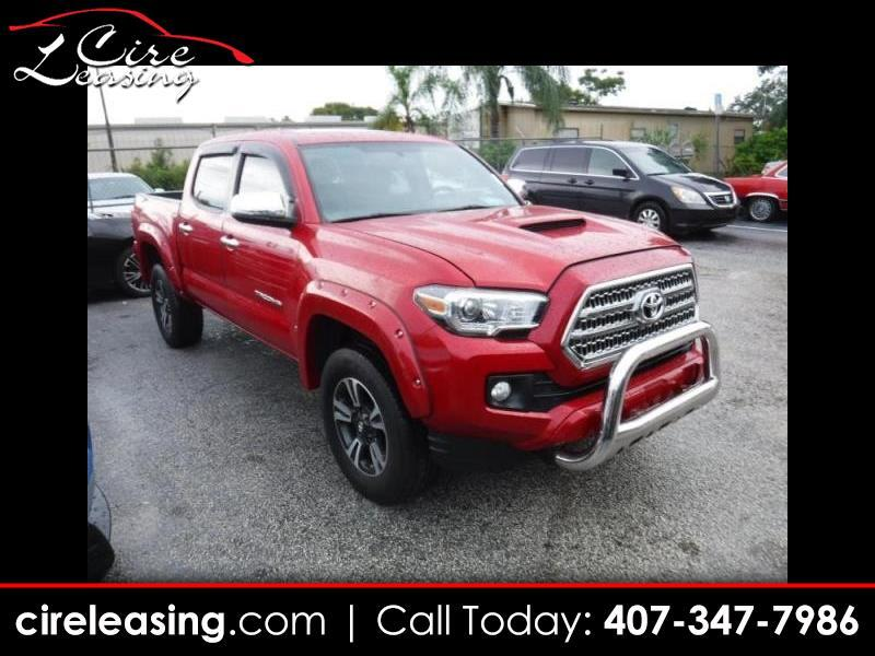2017 Toyota Tacoma 2WD Double Cab LB V6 AT TRD Sport (Natl)