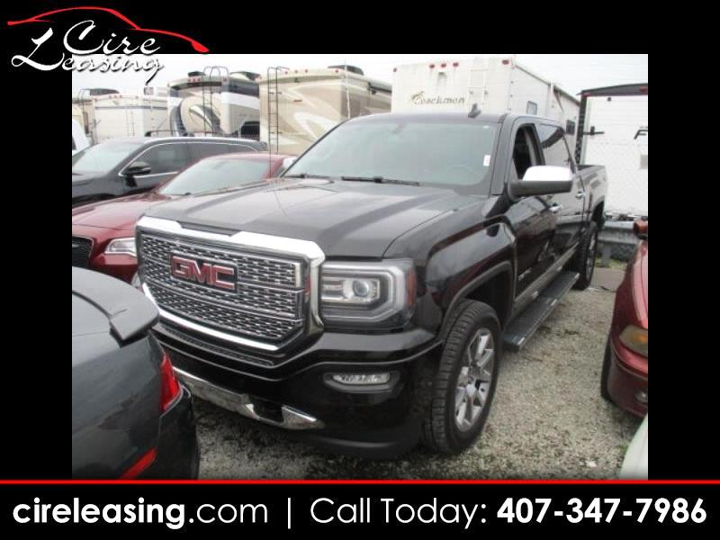 2016 GMC Sierra 1500 Denali Crew Cab Long Box 2WD
